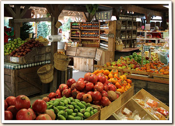 Fresh Produce at the Avila Valley Barn