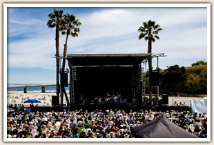 Concerts at the Cove and Beach Bowl