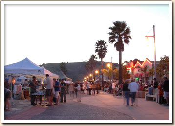 Avila Beach - Attractions/Entertainment, Beaches -