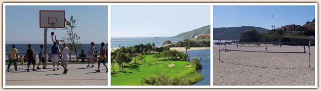 Golfing and Sports in Avila Beach