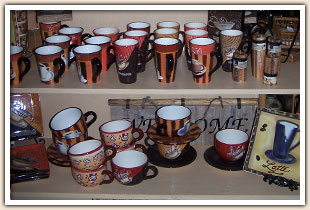 Coffee Cups and Gifts