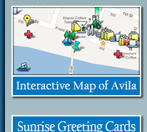 Interactive Map of Avila