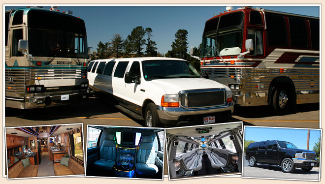 Party Bus & Limo Rentals