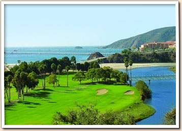 Avila Beach Golf Resort 18 Hole