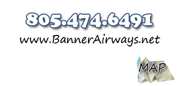 Banner Airways Contact Info