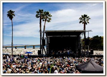 Concerts On The Beach Avila Golf Resort