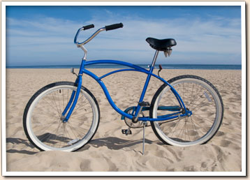 Beach Crusier Bike Rental