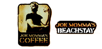 Joe Momma's Coffee Logo