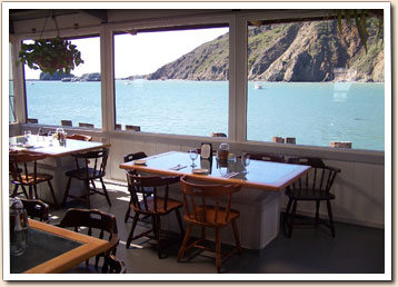 Olde Port Inn Seafood Restaurant On The Harford Pier N