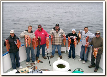 Happy fishing charters