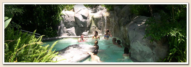 Oasis Lagoon At Sycamore Spa