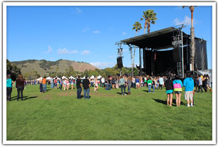 Concert at the Avila Beach Golf Resort