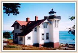 Historic Point San Luis Lighthouse