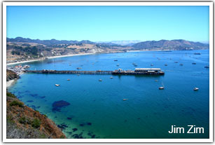 About The Port San Luis Harbor Rv Camping Fishing