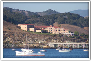 taken from Port San Luis