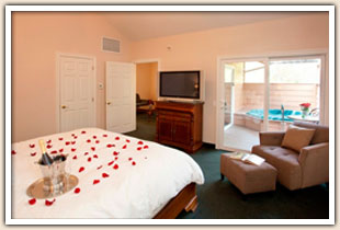 Room at Sycamore Springs